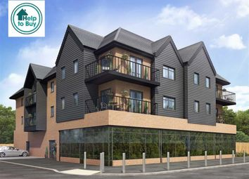 Thumbnail 3 bed flat for sale in Revival Court, Epping, Essex
