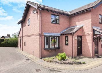 Thumbnail 2 bed semi-detached house for sale in Cobal Court, Churchfield Road, Frodsham