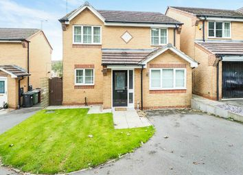 Thumbnail 3 bedroom detached house for sale in Bracken Road, Shirebrook, Mansfield, Derbyshire