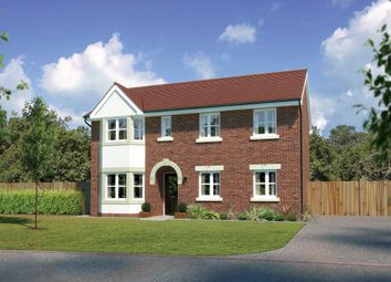 """Thumbnail 4 bedroom detached house for sale in """"Hollandswood"""" at Bye Pass Road, Davenham, Northwich"""