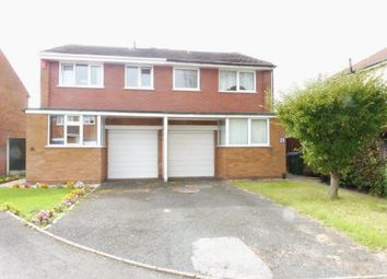 Thumbnail 3 bedroom semi-detached house for sale in Clarkes Grove, Tipton