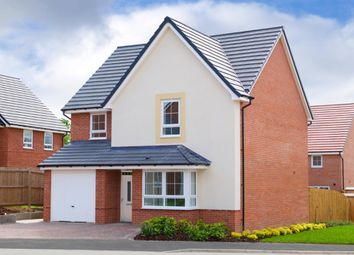 "Thumbnail 4 bed detached house for sale in ""Guisboro.1"" at Barmston Road, Washington"