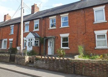 Thumbnail 3 bed terraced house for sale in Bratton Road, Westbury, Wiltshire