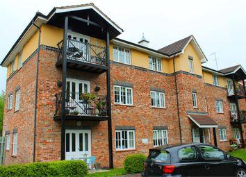 Thumbnail 2 bed flat to rent in Lyndhurst Road, Fleet