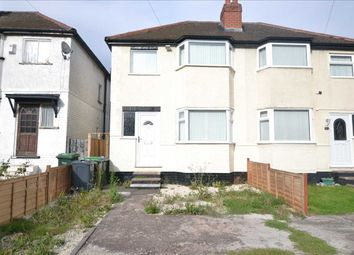 3 bed semi-detached house for sale in Dudley Road East, Oldbury, Birmingham B69