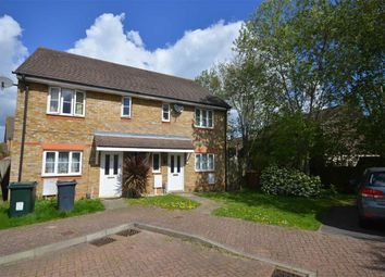 Thumbnail 3 bed semi-detached house to rent in Guernsey Way, Kennington Ashford, Kent