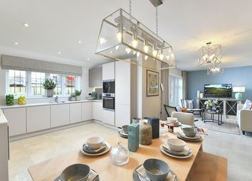 Thumbnail 4 bedroom detached house for sale in Woodlands Road, Leatherhead