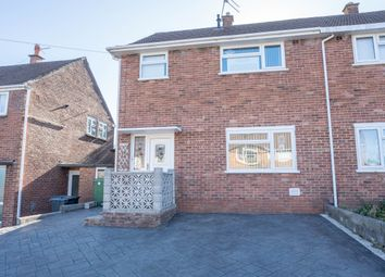 Thumbnail 3 bed semi-detached house for sale in Uphill Road, Llanrumney