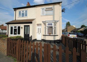 Thumbnail 2 bed semi-detached house to rent in South Road, South Ockendon