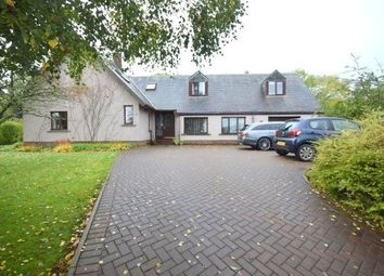 Thumbnail 4 bed detached house for sale in Cransfield Drive, Ashkirk, Selkirk, Scottish Borders