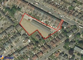 Thumbnail Land for sale in Rear Of 25 - 63, Cromwell Road, Grimsby