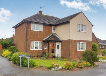 Thumbnail 4 bed detached house for sale in Falklands Road, Sutton Bridge, Spalding