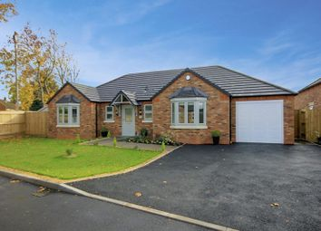 Thumbnail 3 bed detached bungalow for sale in Lancaster Close, Hixon, Stafford