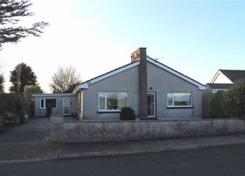 Thumbnail 3 bed detached bungalow for sale in Elm Grove, Neyland, Milford Haven