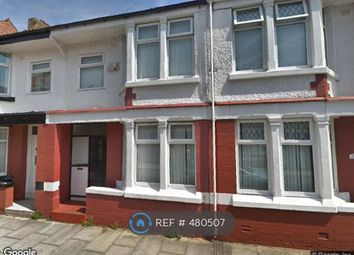 Thumbnail 3 bed terraced house to rent in Marshlands Road, Wallasey