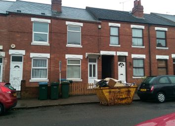 Thumbnail 3 bed terraced house to rent in Westwood Road, Earlsdon, Coventry