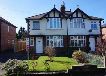 Thumbnail 3 bed semi-detached house for sale in Corden Avenue, Mickleover, Derby