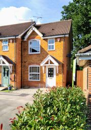 Thumbnail 2 bed end terrace house to rent in Howell Close, Arborfield, Reading