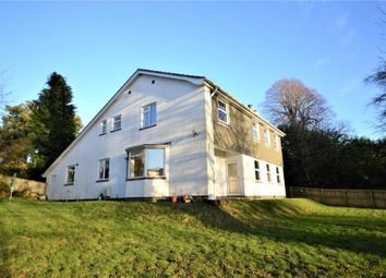 Thumbnail 4 bed detached house to rent in Dunheved Road, Launceston, Cornwall