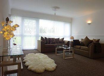 Thumbnail 2 bed flat to rent in Elmwood Court, Edgbaston, Birmingham