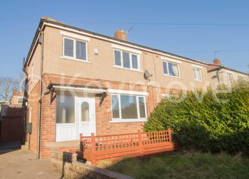Thumbnail 3 bed semi-detached house to rent in Grove House Crescent, Bradford