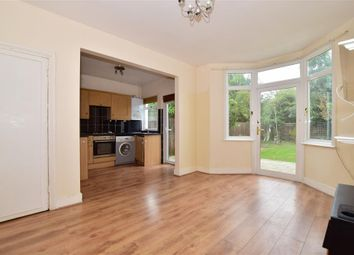 Thumbnail 3 bed semi-detached house for sale in Campbell Road, Gravesend, Kent