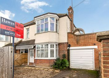 Thumbnail 2 bed maisonette for sale in Oakwood Road, London