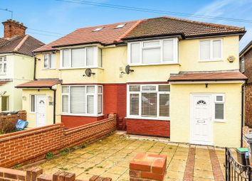 Thumbnail 3 bedroom semi-detached house for sale in Westbrook Road, Heston, Hounslow