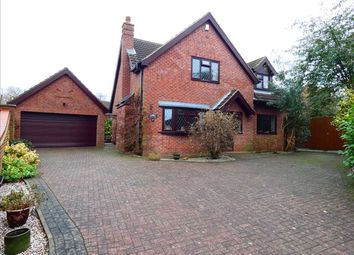 Thumbnail 4 bed detached house for sale in Oak Grove, Barrow-Upon-Humber