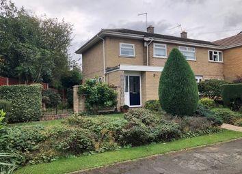 Thumbnail Semi-detached house for sale in Park Close, Duston, Northampton
