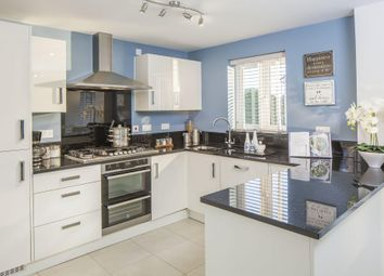 """Thumbnail 4 bed detached house for sale in """"Bradbury"""" at Sir Williams Lane, Aylsham, Norwich"""