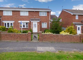 Thumbnail 3 bed semi-detached house for sale in Woodstock Way, Hartlepool
