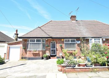 Thumbnail 2 bedroom semi-detached bungalow for sale in Ledway Drive, Wembley, Middlesex