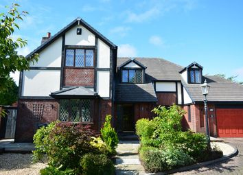 Thumbnail 4 bed detached house for sale in Shirley Heights, Poulton Le Fylde