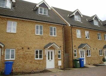 Thumbnail 3 bed town house to rent in Lloyd Drive, Kemsley, Sittingbourne
