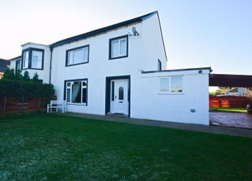 Thumbnail 3 bed semi-detached house for sale in Beck Close, Braystones, Beckermet