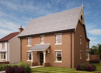 "Thumbnail 4 bed detached house for sale in ""Tunstall"" at Ellerbeck Avenue, Nunthorpe, Middlesbrough"