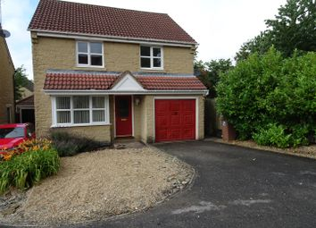 Thumbnail 3 bed detached house for sale in Laneward Close, Ilkeston