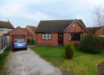 Thumbnail 2 bed detached bungalow to rent in Lodge Close, Welton, Lincoln