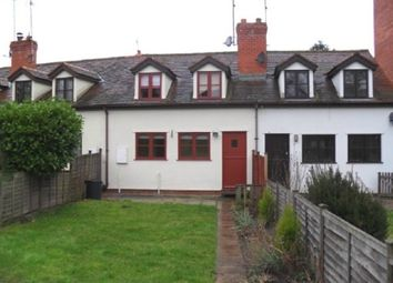 Thumbnail 2 bed terraced house to rent in Weobley, Hereford