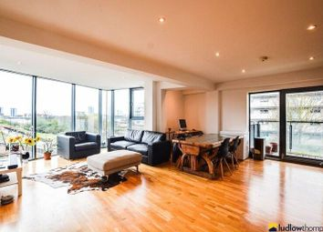 Thumbnail 2 bedroom flat to rent in Dace Road, London