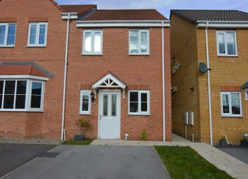Thumbnail 2 bed semi-detached house for sale in Springfield Close, Lofthouse, Wakefield