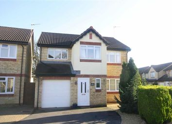 Thumbnail 4 bed detached house for sale in Oak Road, Chippenham, Wiltshire