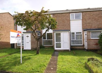 Thumbnail 2 bedroom terraced house to rent in Hasler Road, Canford Heath, Poole