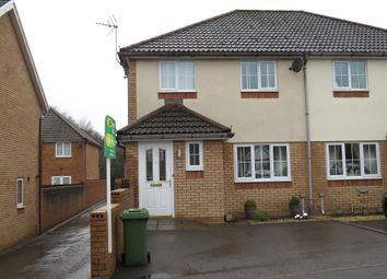 3 bed semi-detached house for sale in Nant-Y-Fron, Tonyrefail, Porth CF39