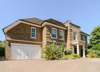 Thumbnail 5 bed detached house to rent in Queens Hill Rise, Ascot, Berkshire