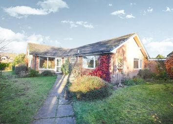 Thumbnail 4 bedroom bungalow for sale in The Spinney, Norley, Frodsham, Cheshire