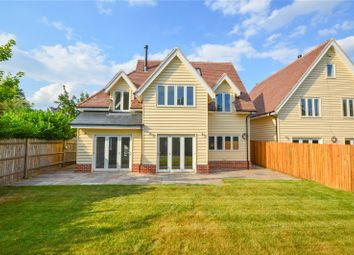 Thumbnail 5 bed detached house for sale in Middle Street, Clavering, Nr Saffron Walden, Essex