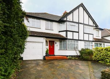Thumbnail 5 bed semi-detached house for sale in Old Lodge Lane, Purley