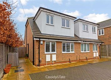 Thumbnail 3 bed semi-detached house for sale in Ely Close, Hatfield, Hertfordshire